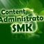 Content Administrator SMK