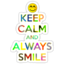 Keep Smile  || '::IX-B::' ||